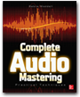 Complete Audio Mastering Book Cover